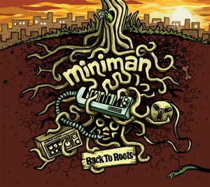 MINIMAN Back To Roots COVER