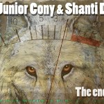 Front Cover JUNIOR CONY THE-END