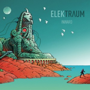 Elek Traum - Inward - Front cover  - Hammerbass